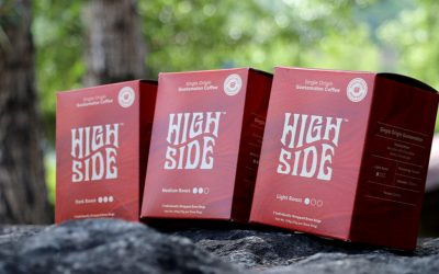 High Side Coffee – Delicious Coffee at Camp…