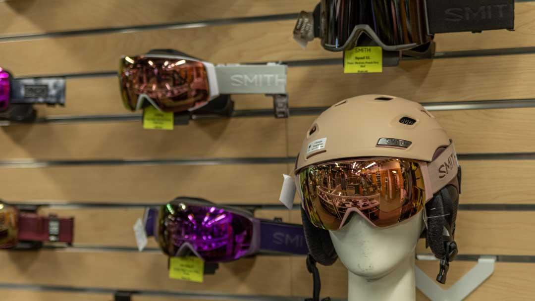 Ski-Haus-goggles