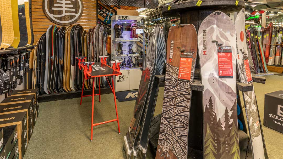 Ski-Haus-snowboards