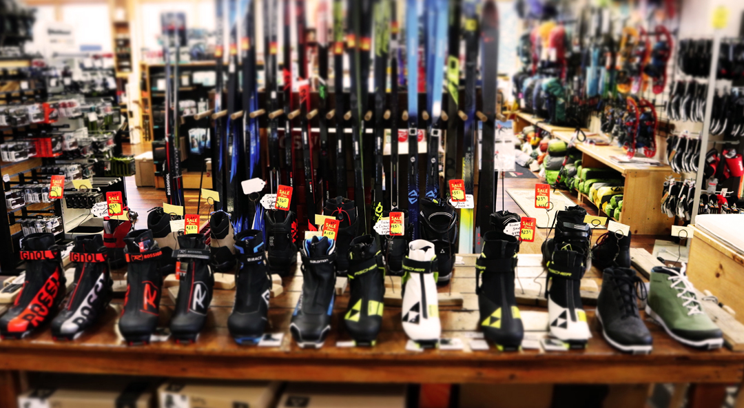 select nordic equipment on sale