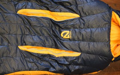 Nemo Sleeping Bags And Thoughts On Sleeping Comfortable