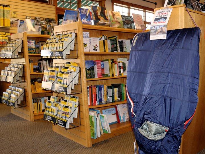 The Big Agnes Torchlight Camp Sleeping bag you can win at ski haus