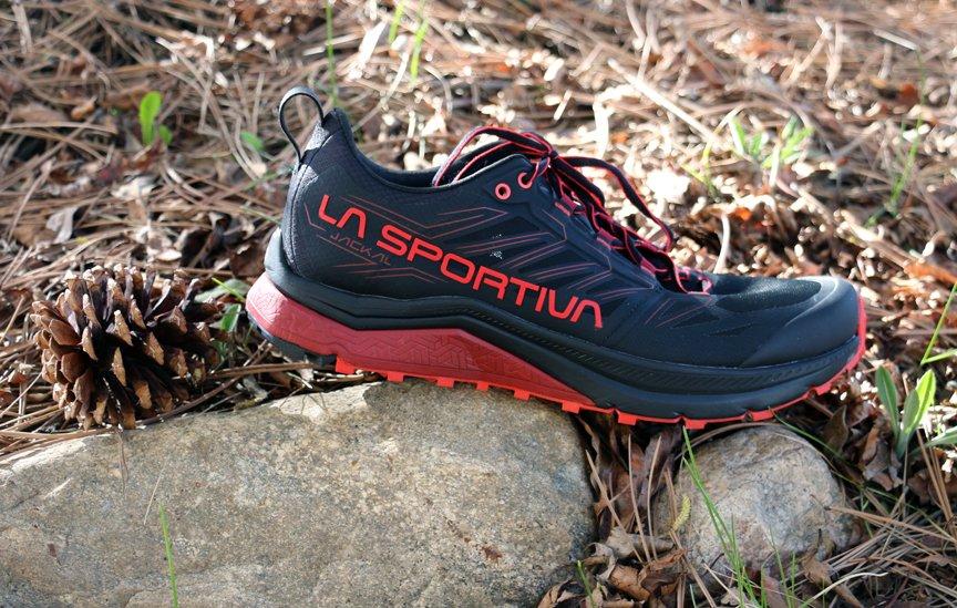 the la sportiva jackel trail running shoe is perfect