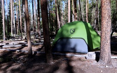 Review: Nemo Dragonfly 2 Person Tent (Available At Ski Haus)