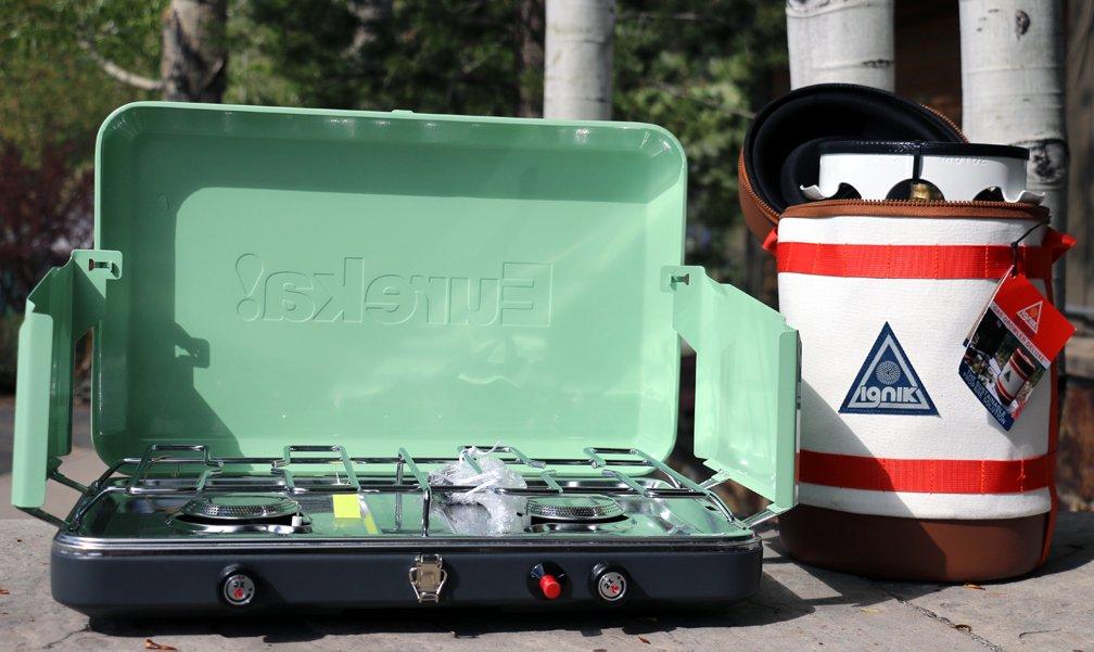 Refillable Ignik Gas Growler Deluxe