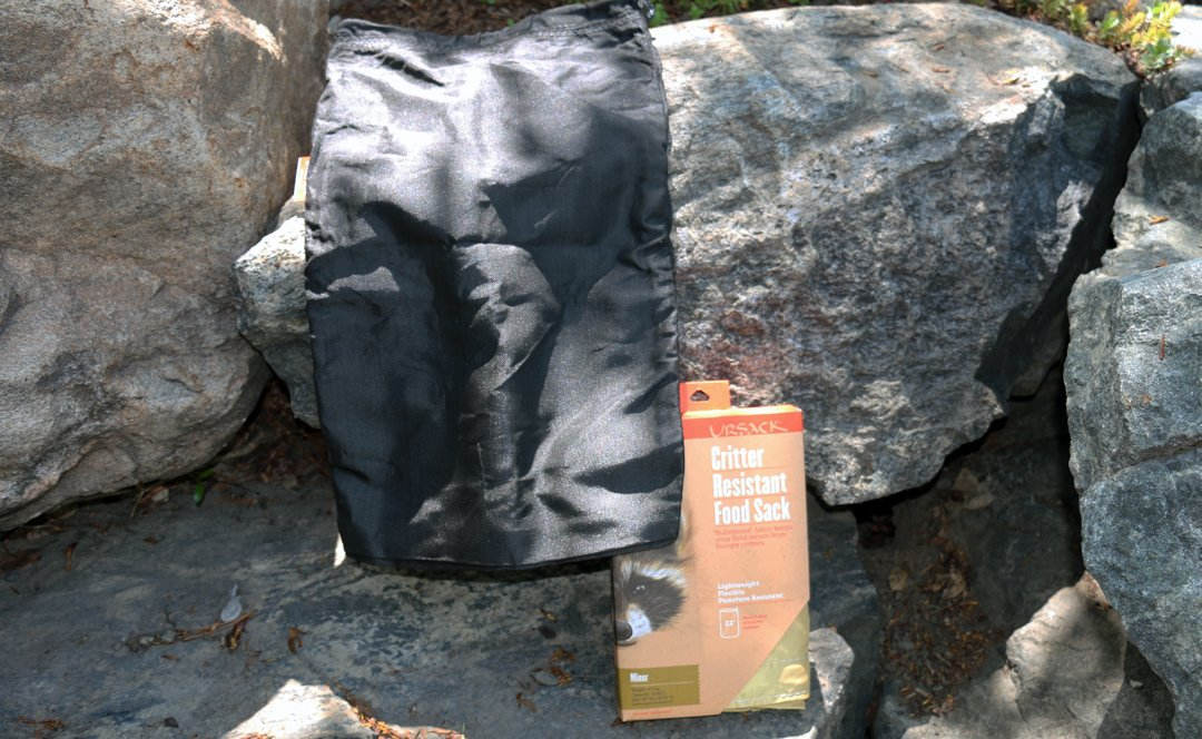 Keep the critters out of your food bag with Ursack