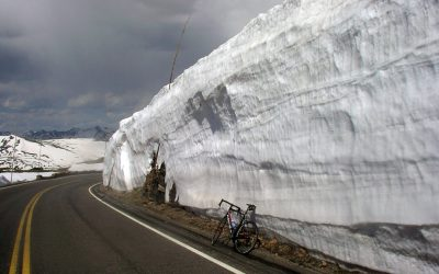 Riding Trail Ridge Road In RMNP Is An Annual Event!