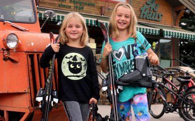 Ski Haus Season Rental Programs Begin Tuesday, September 21, 2021